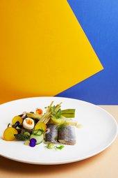 Herring dish