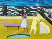 Lubaina Himid Le Rodeur: The Pulley