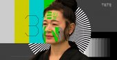 Still from Hito Steyerl video
