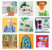 Nine David Hockney-inspired images from Instagram