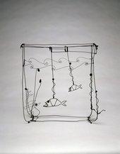 Alexander Calder,Goldfish Bowl