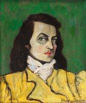 Fahrelnissa Zeid, Self-Portrait, 1944