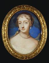 Samuel Cooper Frances Teresa Stuart, Duchess of Richmond c.1663-1664 The Royal Collection Trust