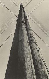 Aleksandr Rodchenko Radio Station Power 1929 Lent by Jack Kirkland Collection, Nottingham © A. Rodchenko & V. Stepanova Archive. DACS, RAO 2018