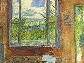 Pierre Bonnard Fenêtre ouverte sur la Seine (Vernon) 1911-12 Musée des Beaux-Arts (Nice, France)