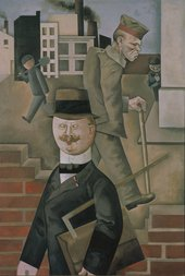 George Grosz Grey Day 1921