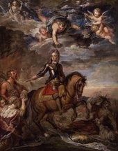 Sir Godfrey Kneller John Churchill, 1st Duke of Marlborough c.1706 National Portrait Gallery, London