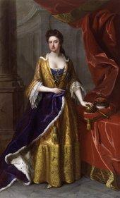 Michael Dahl Queen Anne c.1702 National Portrait Gallery, London