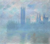Claude Monet Houses of Parliament c.1900