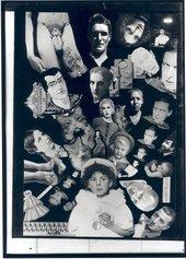 Claude Cahun Aveux non avenus. Illustré d'hélio-gravures composées par Moore d'après les projets de la'auteur. Préface de Pierre Mac Orlan, courtesy of the British Library