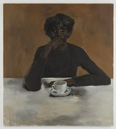 Lynette Yiadom-Boakye No Such Luxury 2012 Private Collection © Lynette Yiadom-Boakye