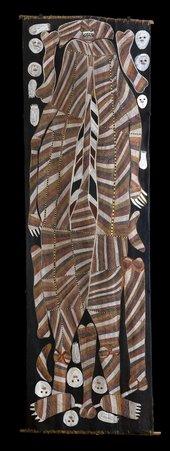 John MawurndjulBuluwana, Female Ancestor1989