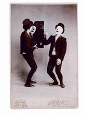 Huline Brothers, c 1890  Theatre Collections