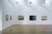Installation view JMW Turner The Sun is God Tate Liverpool in 2000