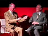 Still image of Gilbert & George: Artists' Talk