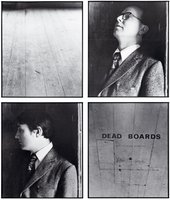 Gilbert & George, Dead Boards No.17 1976