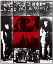 Gilbert & George, Are you angry or are you boring? 1977