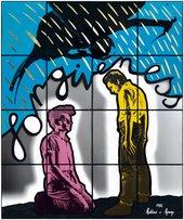 Gilbert & George, Forgiveness 1982