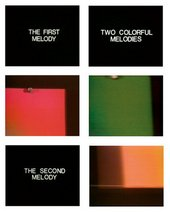 John Baldessari Stills from Two Colourful Melodies 1977