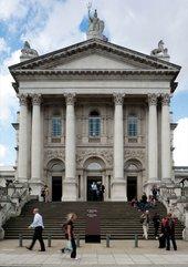 Tate Britain, Millbank Steps