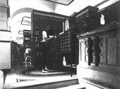 Tate Britain, Rotunda with library, 1990