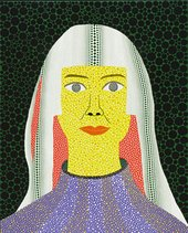 Yayoi Kusama Self-Portrait  2008