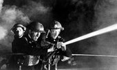 Humphrey Jennings Fires Were Started 1943 (film still)