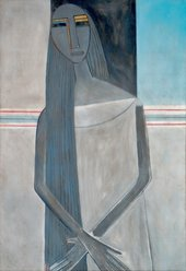 Image of Wifredo Lam's painting Untitled 1939
