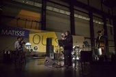 Courtney Pine Matisse Live 2014 Tate Modern