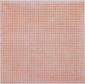 Agnes Martin Untitled 1963