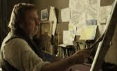 An image from film Mr Turner by Mike Leigh