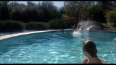 Jack Hazan A Bigger Splash Still, pool scene