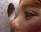 Adam Chodzko Girl and Hole 2007