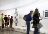 Adam Chodzko Installation view at Tate St Ives, 2008 two