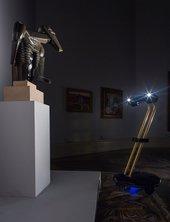 After Dark robots roaming Tate Britain