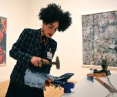 Fashion designer Sadie Clayton provides career advice for Tate Collectives
