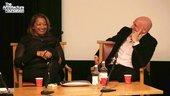Brian Clarke and Zaha Hadid in conversation video recording