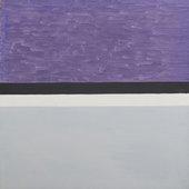Agnes Martin Untitled 1959 colour band