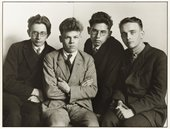 August Sander Working Students 1926