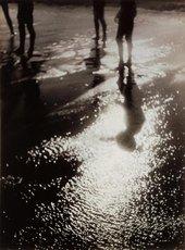 Josef Albers Sport on Bathing Beach, Biarritz n.d.