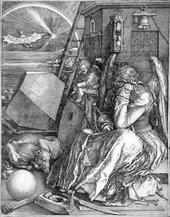 Albrecht Dürer Melancholia c.1514 engraving