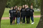 The Park Gallery Falkirk Youth Ambassadors