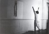 Ana Mendieta Body Tracks (Rastros Corporales) 1982