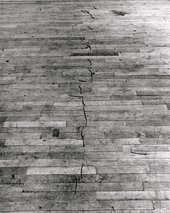 Carl Andre Untitled Portrait of Richard Long