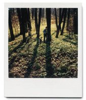 Andrei Tarkovsky Polaroid photograph