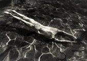André Kertész Underwater Swimmer 1917 The Sir Elton John Photographic Collection © Estate of André Kertész/ Higher Pictures