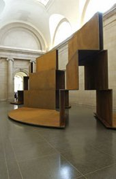 Anthony Caro Millbank Steps 2005