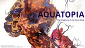 Web banner for the Aquatopia exhibition at Tate St Ives