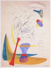 Alexander Calder, Untitled, 1942