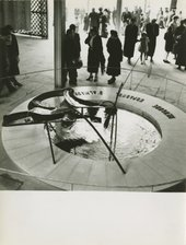 Alexander Calder, Mercury Fountain, 1937